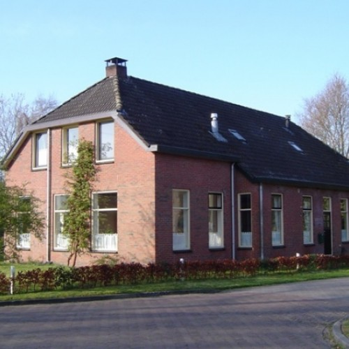Bed & Breakfast Hunebed met brood