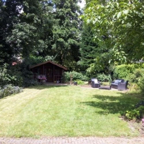 Bed- Breakfast-Overasselt