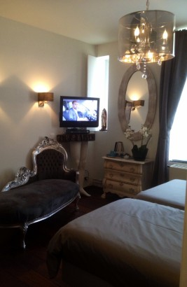 Bed and Breakfast Im's & Wim's  Maastricht - Comfort kamer Kanne